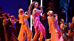 Rihanna Performed At The Grammys And We 'Don't Know If We Can Take