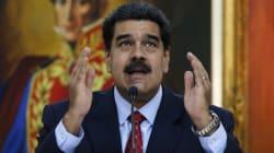 Maduro se dit favorable à des législatives anticipées au