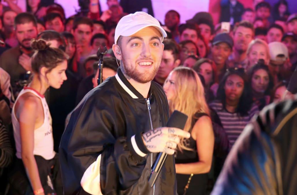 Mac Miller gets first Grammy nomination for Best Rap Album