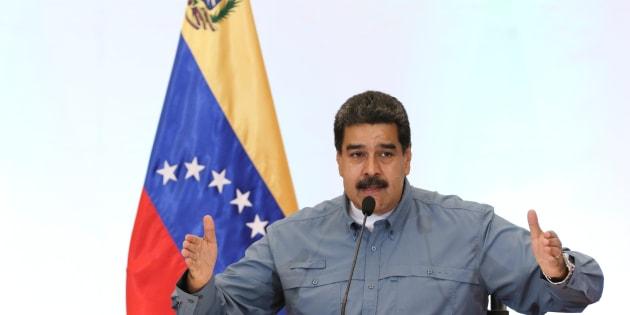 """Maduro juge que """"l'Afrique a gagné la coupe du monde"""", le président de l'UDI veut porter plainte"""