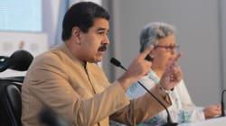 Maduro inaugure sa Constituante malgré la grande manifestation du