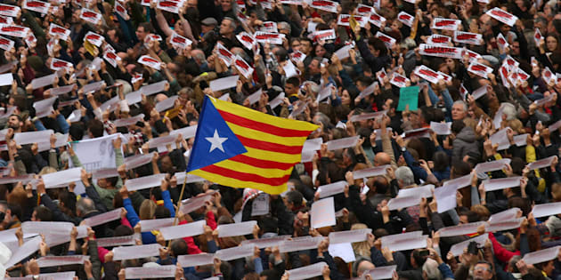 La déclaration d'indépendance de la Catalogne annulée par la cour constitutionnelle espagnole.