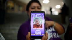 6.6 millones para encontrar y reconocer a cada desaparecido, ofrece el
