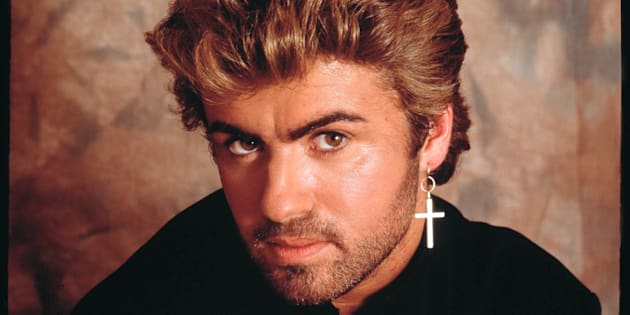 George Michael in 1987.