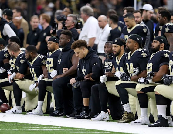 Anthem protests remain top issue NFL owners meetings