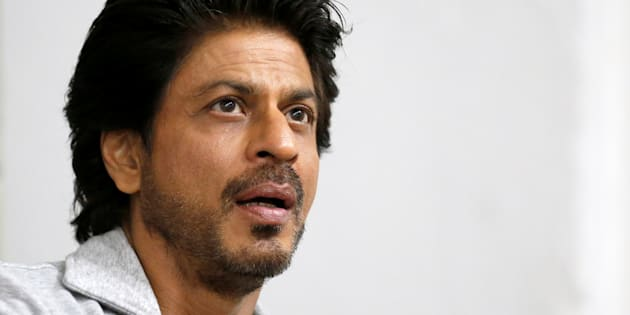 Bollywood actor Shah Rukh Khan speaks during an interview with Reuters in Mumbai, India, January 18, 2017. REUTERS/Danish Siddiqui