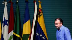 Por medio de la OEA y la crisis en Venezuela, México le apuesta al liderazgo regional en América