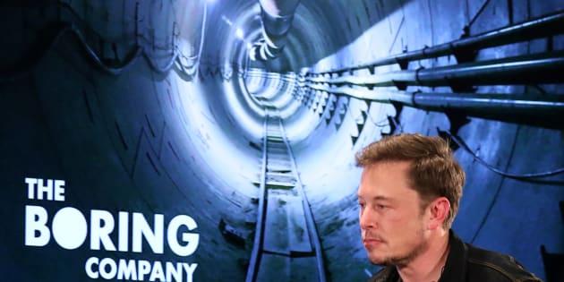 Thailandia, Elon Musk nelle grotte