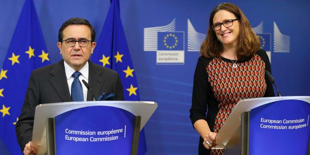 México y Unión Europea alcanzan acuerdo en materia de comercio e inversiones