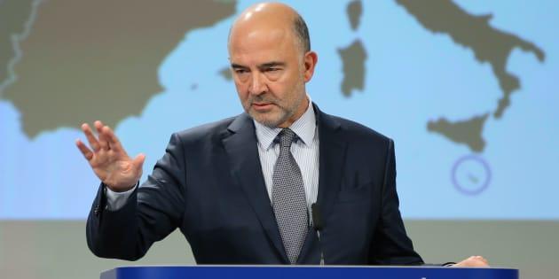 Caro Moscovici, Renzi, Monti e Berlusconi hanno fatto più de
