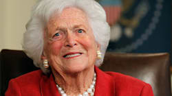 Former U.S. First Lady Barbara Bush Dies At