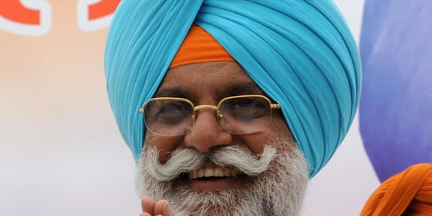 File photo of Punjab Minister for Power and Irrigation Rana Gurjit Singh.