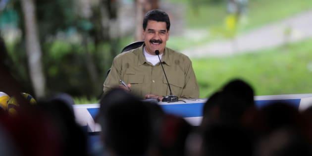 Oposição venezuelana denuncia 'sequestro de instituições' por governo Maduro