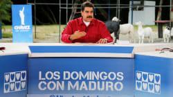 Maduro condena la represión en