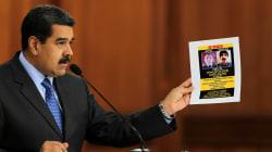Maduro señala que autores del atentado se encuentran en