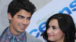 Joe Jonas manda un emotivo mensaje a su ex, Demi