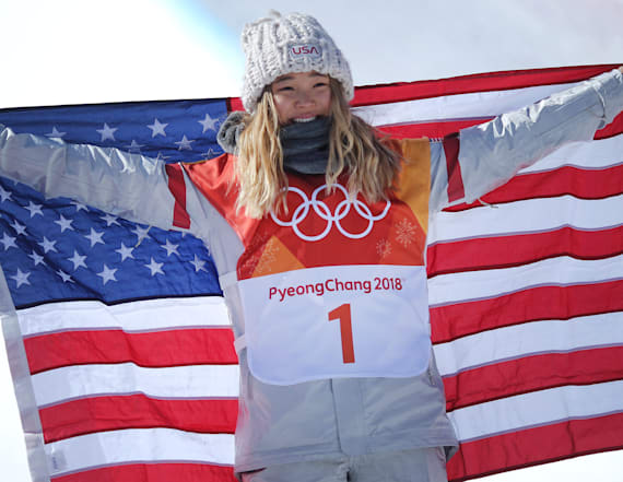 Chloe Kim lands Sports Illustrated cover