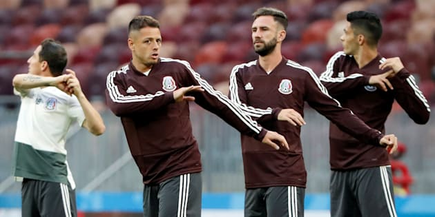 El gol de Hirving Lozano provocó un terremoto en México