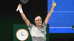 Roger Federer remporte l'Open d'Australie face à Rafael