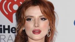 Bella Thorne admet avoir été abusée sexuellement et physiquement durant son