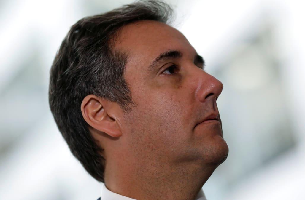 Trump lawyer Michael Cohen tells Stormy Daniels 'cease and desist