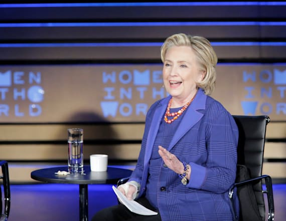 Clinton to speak alongside potential 2020 candidates