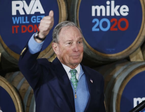 Bloomberg is smashing Obama's record for ad spending