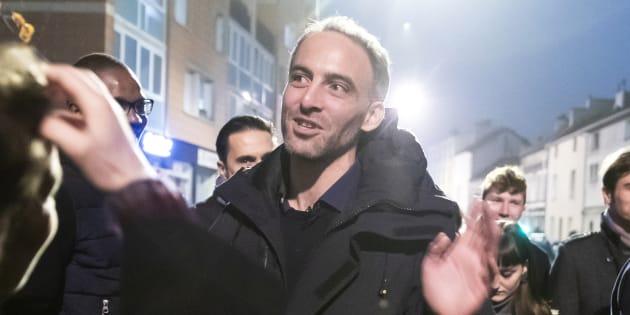 L'essayiste Raphaël Glucksmann, ici au lancement de son mouvement Place Publique, se lance dans les européennes.