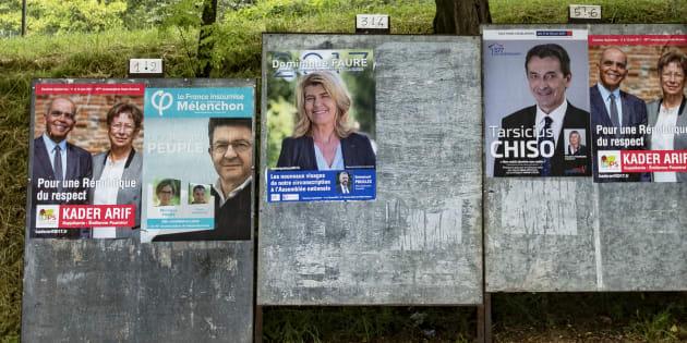 """Au législatives, le parcours du combattant des """"petits"""" candidats?"""