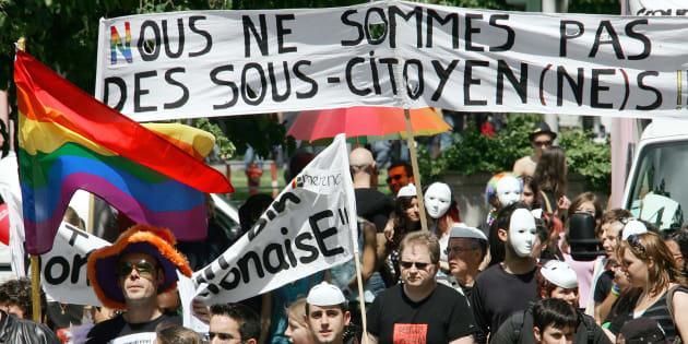 Une personne LGBT sur deux a déjà subi au moins une agression homophobe dans sa vie