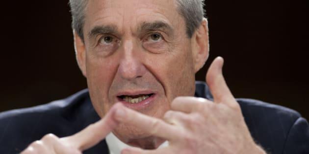RobertMueller est l'homme chargé d'enquêter sur Donald Trump.