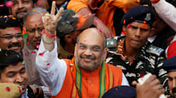 BJP Chief Amit Shah To Contest Rajya Sabha Elections From