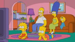 'Los Simpson' acaban de batir un récord muy MUY