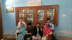 📷 Malala vuelve a casa junto a su