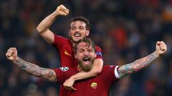 Impresa storica della Roma. Va in semifinale di Champions con 3 gol al