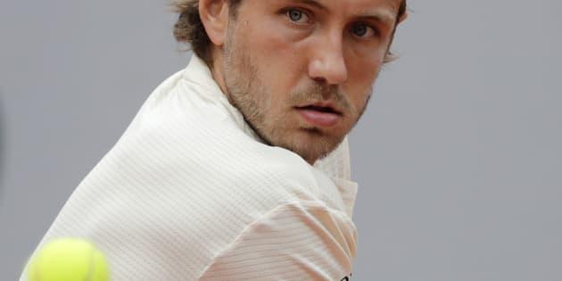 Lucas Pouille éliminé de Roland-Garros au 3e tour
