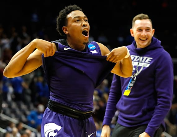 Kansas State beats Kentucky, advances to Elite Eight