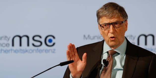Bill Gates a mis en garde contre un scénario apocalyptique.