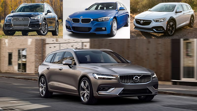 Volvo V60 How New Redesign Compares To Other Wagons Autoblog