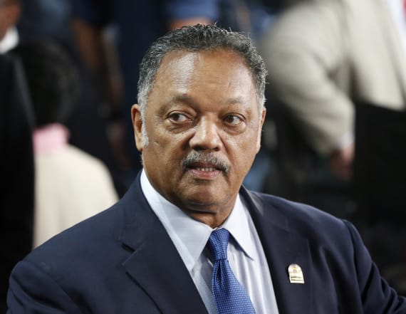 Jesse Jackson diagnosed with Parkinson's disease