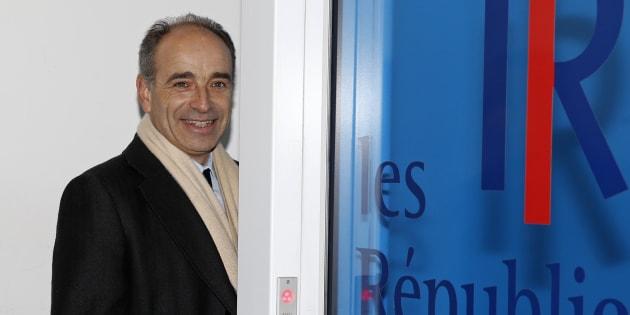 """Copé salue """"l'audace"""" de Macron, sa """"cohérence"""" et celle de Mélenchon."""