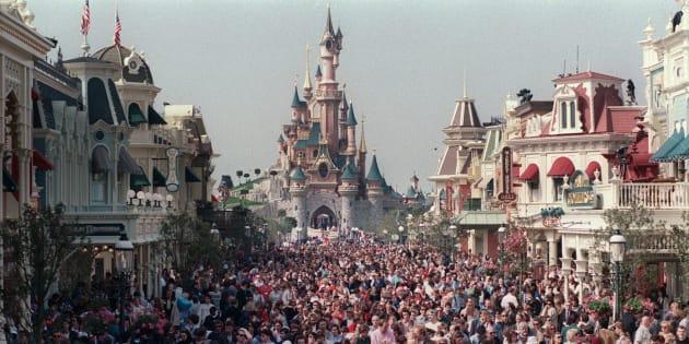 Le jour où Disneyland a failli ne pas s'installer à Paris