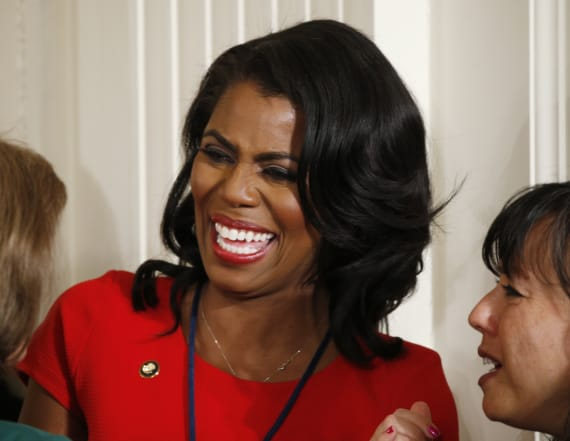 Omarosa Manigault to leave White House role