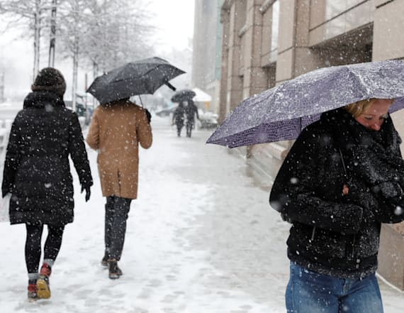 Parts of US to see another winter snow this week