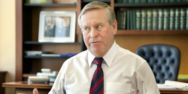 Colin Barnett, Premier of Western Australia, has had two ministers quit in a day.