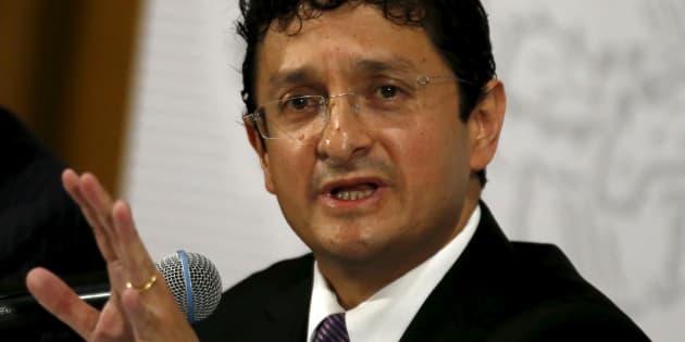 Virgilio Andrade. REUTERS/Henry Romero