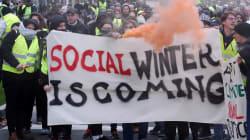 400 arrestations en Belgique lors de la manifestation des gilets