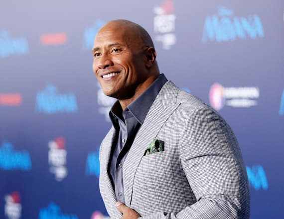 Backlash after 'The Rock' praises namesake tank