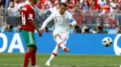 Il tiro da fuori, quel qualcosa in più di Ronaldo che Messi e Neymar non hanno sin qui mostrato di