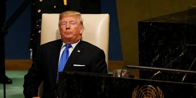 Na ONU, Trump ameaça destruir Coreia do Norte.